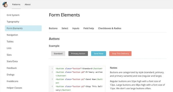 Creating a UI style guide for better UX - Nuweb – Digital