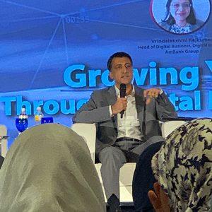 Digital Marketing & Branding Sharing by Gokhan Ogut CEO of Maxis