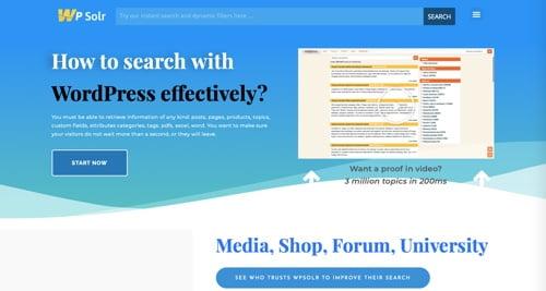 15 Plugins to Improve WordPress Search - Nuweb – Digital Marketing